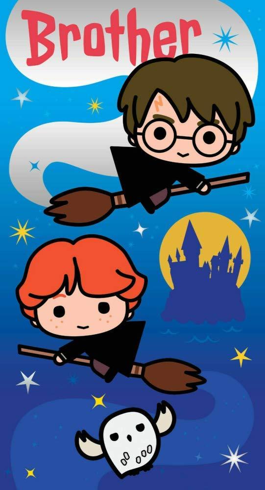 Tarjeta de cumpleaños para hermano de Harry Potter: Amazon ...