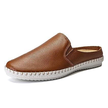 01dc9fd55062b Amazon.com: Gobling Driving Loafer for Men Casual Slipper Slip On ...