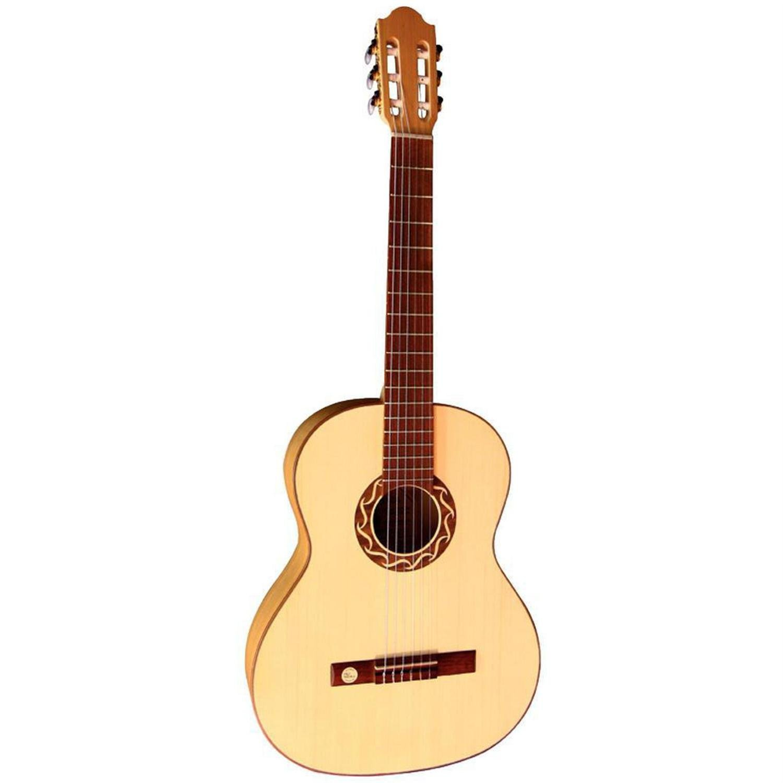 GEWA Guitarra clásica Pro Natura Gold Cerezo 4/4