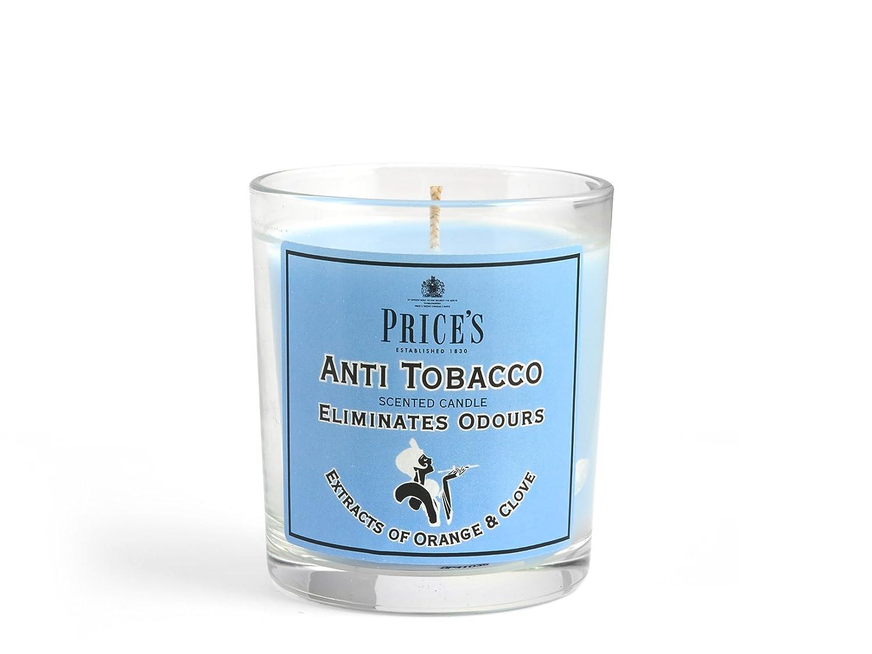 Price′s(プライシズ) Fresh Air CANDLE TIN Jar type (フレッシュエアー キャンドル ジャータイプ) ANTI TABACCO (アンチタバコ) B0001PW2AK