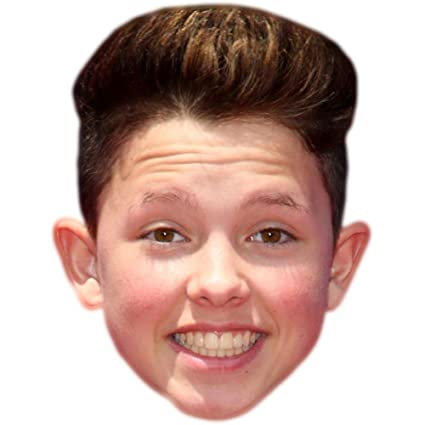 amazon com jacob sartorius celebrity mask card face and fancy