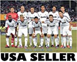 Real Madrid 2013 team photo POSTER 34 x 23.5 Cristiano Ronaldo Kaka Xabi Iker Casillas soccer football (poster sent FROM USA in PVC pipe)