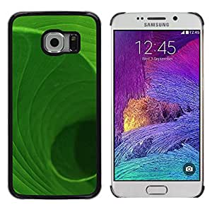 Exotic-Star ( Plant Nature Forrest Flower 71 ) Fundas Cover Cubre Hard Case Cover para Samsung Galaxy S6 EDGE / SM-G925 / SM-G925A / SM-G925T / SM-G925F / SM-G925I