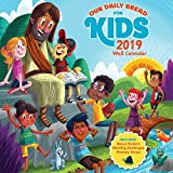 Our Daily Bread for Kids 2019 Wall Calendar