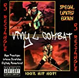 Vinyl Combat - Hip Hop Mix CD