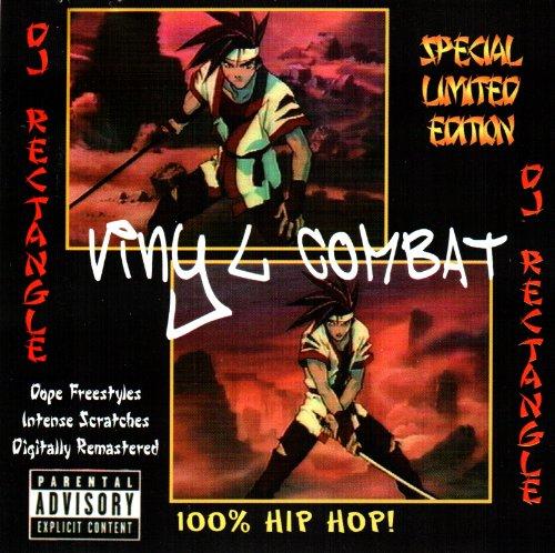Vinyl Combat - Hip Hop Mix CD