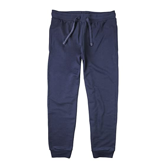 Redfield Pantalón de chándal Denim Oscuro con Puños Oversize ...