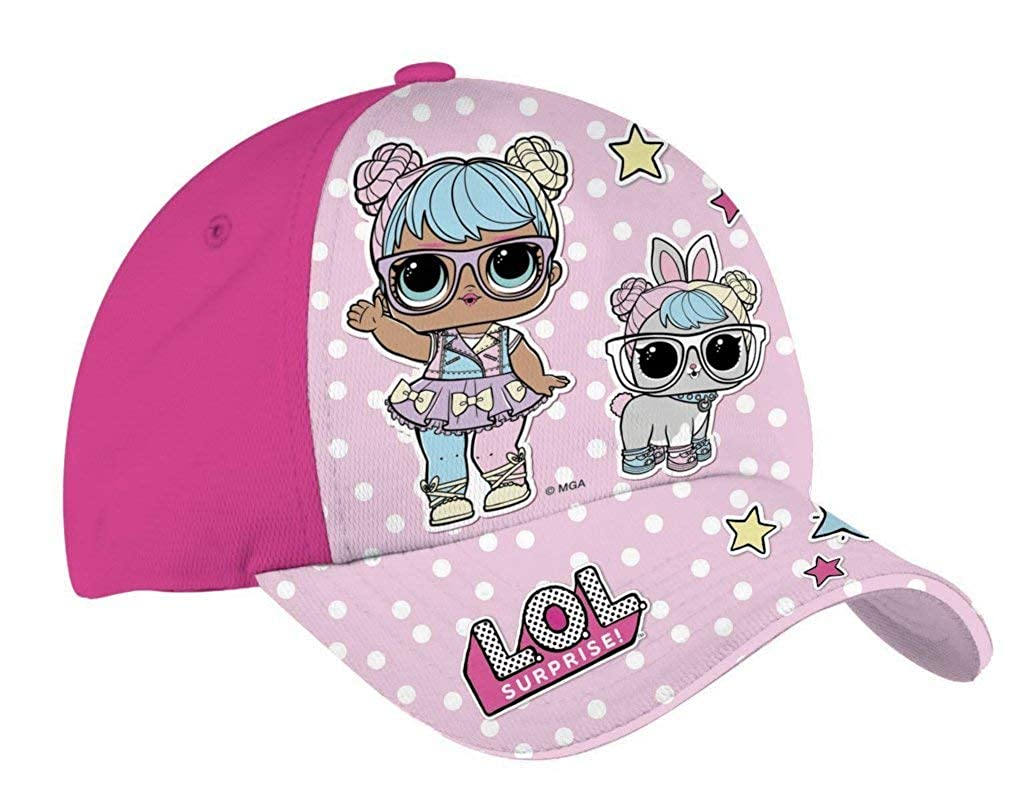 Lol Girls Hat Multicolour Multi-Coloured 54