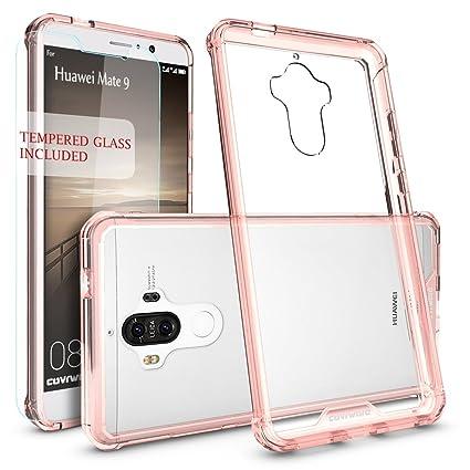 Amazon.com: COVRWARE - Carcasa para Huawei Mate 9 (incluye ...