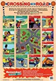 Crossing the Road  (Laminated Poster) (Laminated posters)