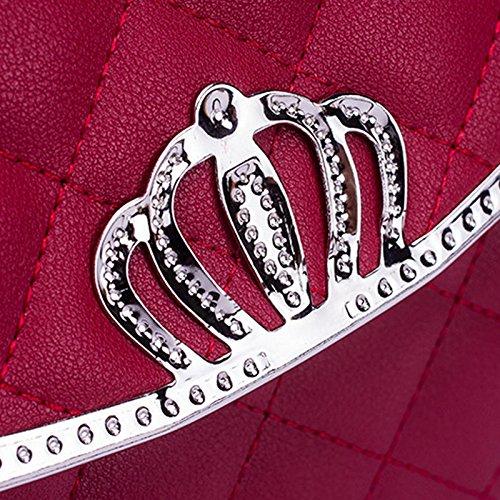 du sac d'épaule d'épaule de Sac de de nouvelles Sac du de Señoras des luxe couronne totalizador les de argent espeedy de sac manière sac du des de la la femmes zwFdU