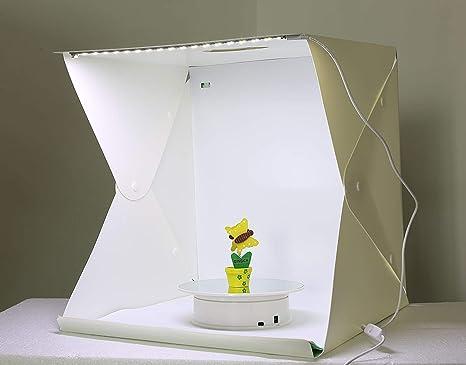 Caja de luz Plegable para Estudio fotográfico, Caja de luz LED ...