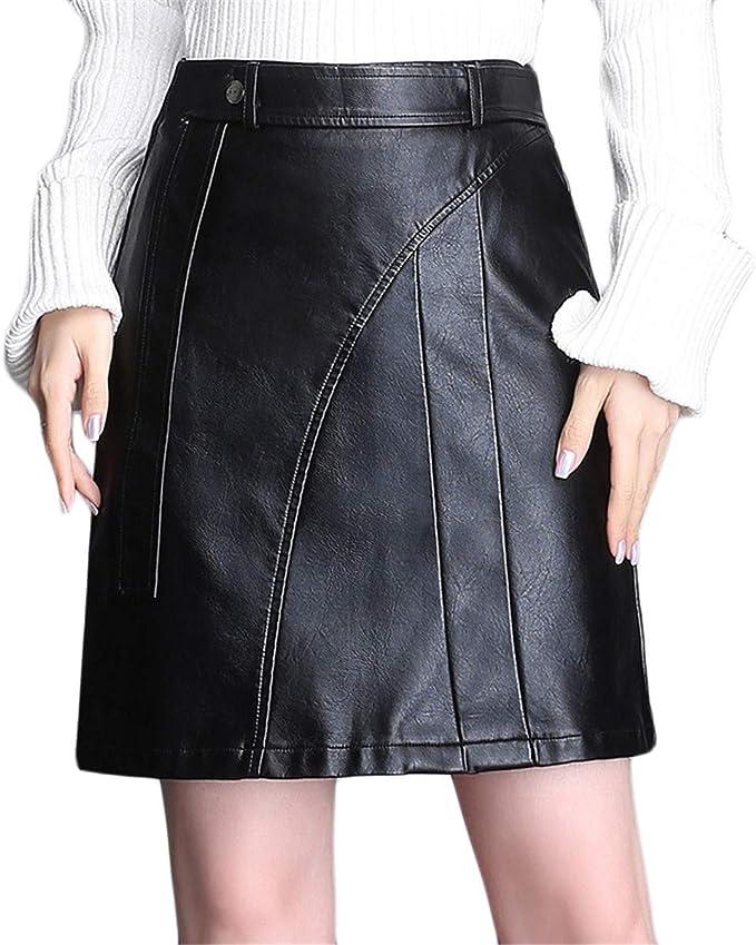 Xiuy Casual Bonitos Faldas Cortas Sexy Fiesta Mini Skirt Ajustada ...