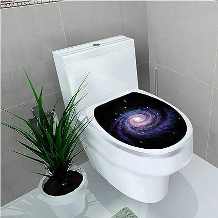 Strange Amazon Com Aolankaili Toilet Seat Wall Stickers Paper Dust Pdpeps Interior Chair Design Pdpepsorg