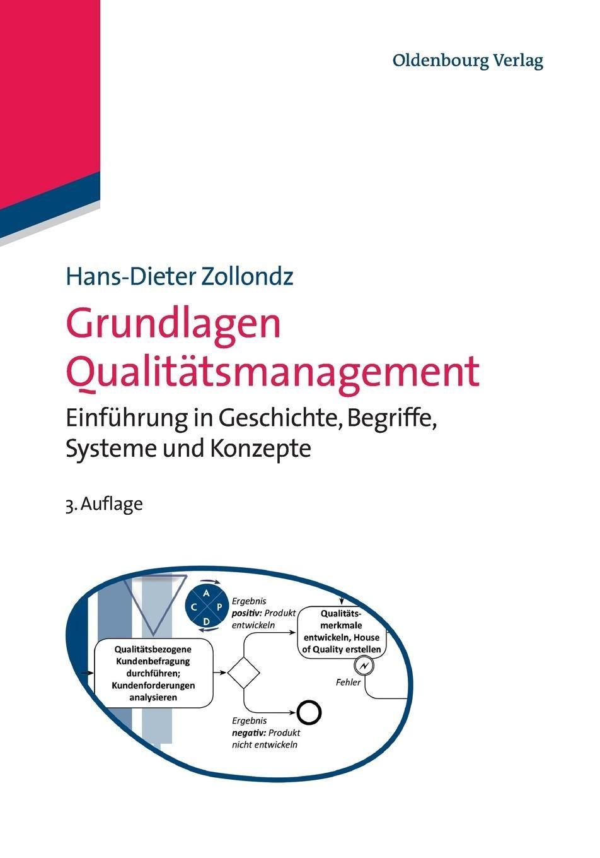 Grundlagen Qualitätsmanagement: Einführung in Geschichte, Begriffe, Systeme und Konzepte (Edition Management)