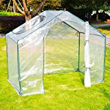 BenefitUSA 1002-2 Outdoor Gardening Greenhouse, Transparent Review