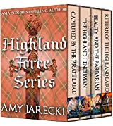 Highland Force Boxed Set: Three Full-Length Novels and One Novella