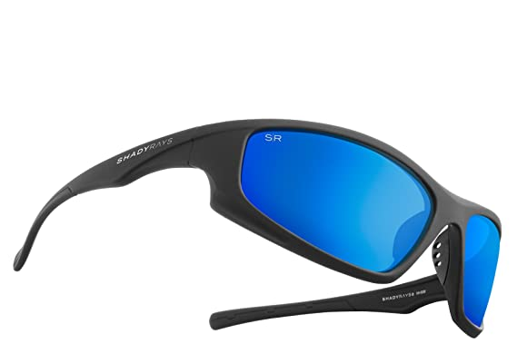 666d6b5bbfeb Amazon.com: Shady Rays Polarized Sport Sunglasses X Series ...