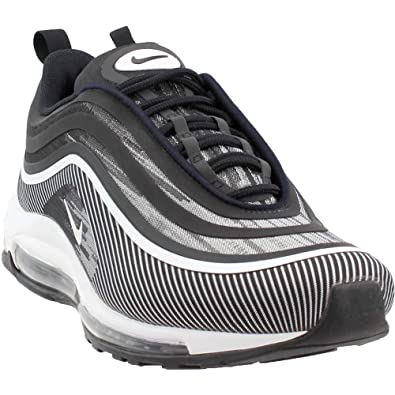 Nike Air Max 97 Ultra 17 Black White Mens Running Shoes Best