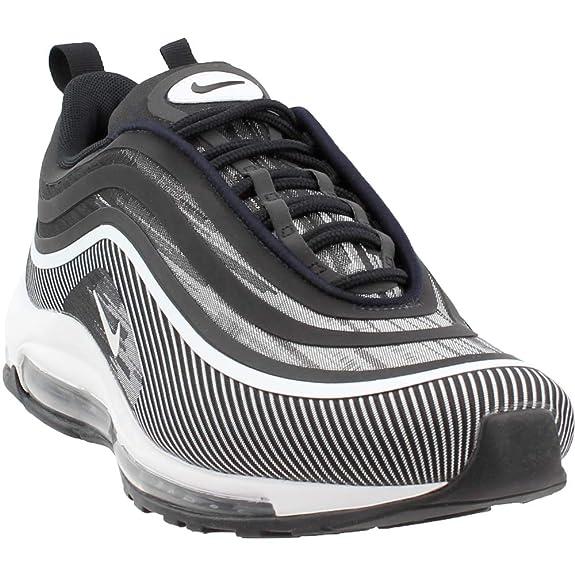 Nike Air MAX 97 Ul '17, Zapatillas de Deporte para Hombre, Negro (Black/White 006), 44 EU