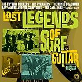 Lost Legends Of Surf Guitar (2-Lp Se T)