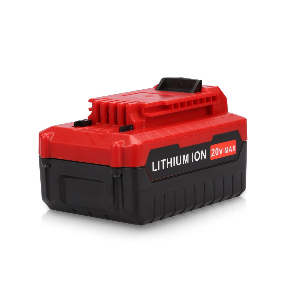 Energup 20V MAX 4.0AH Lithium Replacement Battery for Porter Cable PCC685L PCC680L Cordless Power Tools