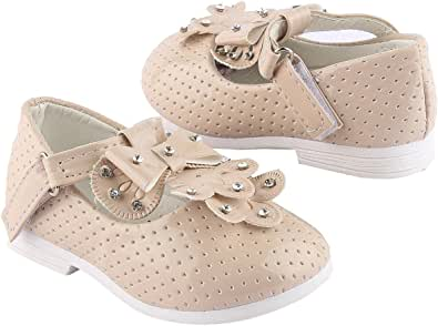 Girls Leather Casual Shoes