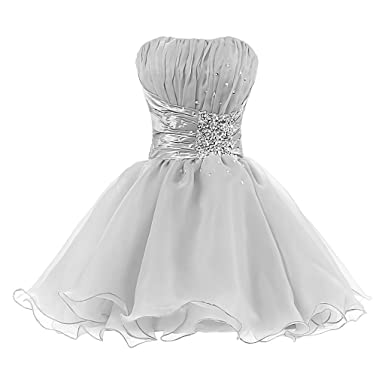 e4afa4ca60 Amazon.com  Tivansi Women s Short Homecoming Prom Cocktail Dresses  Clothing