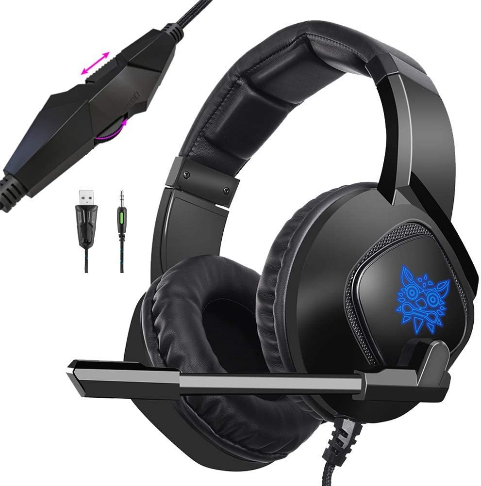 PC Gaming Headset to Xbox One PS4