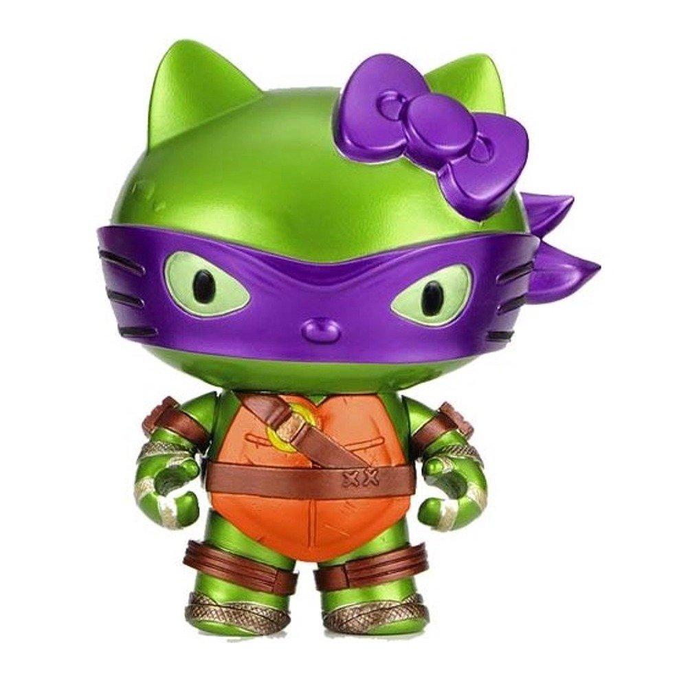 TMNT Tortugas Ninja / mutante del gatito: Donatello: Amazon ...