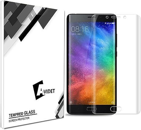 Xiaomi Mi Note 2 protector de pantalla, avidet alta calidad 3d ...