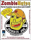 Zombie Notes EKG Basics (laminated card)