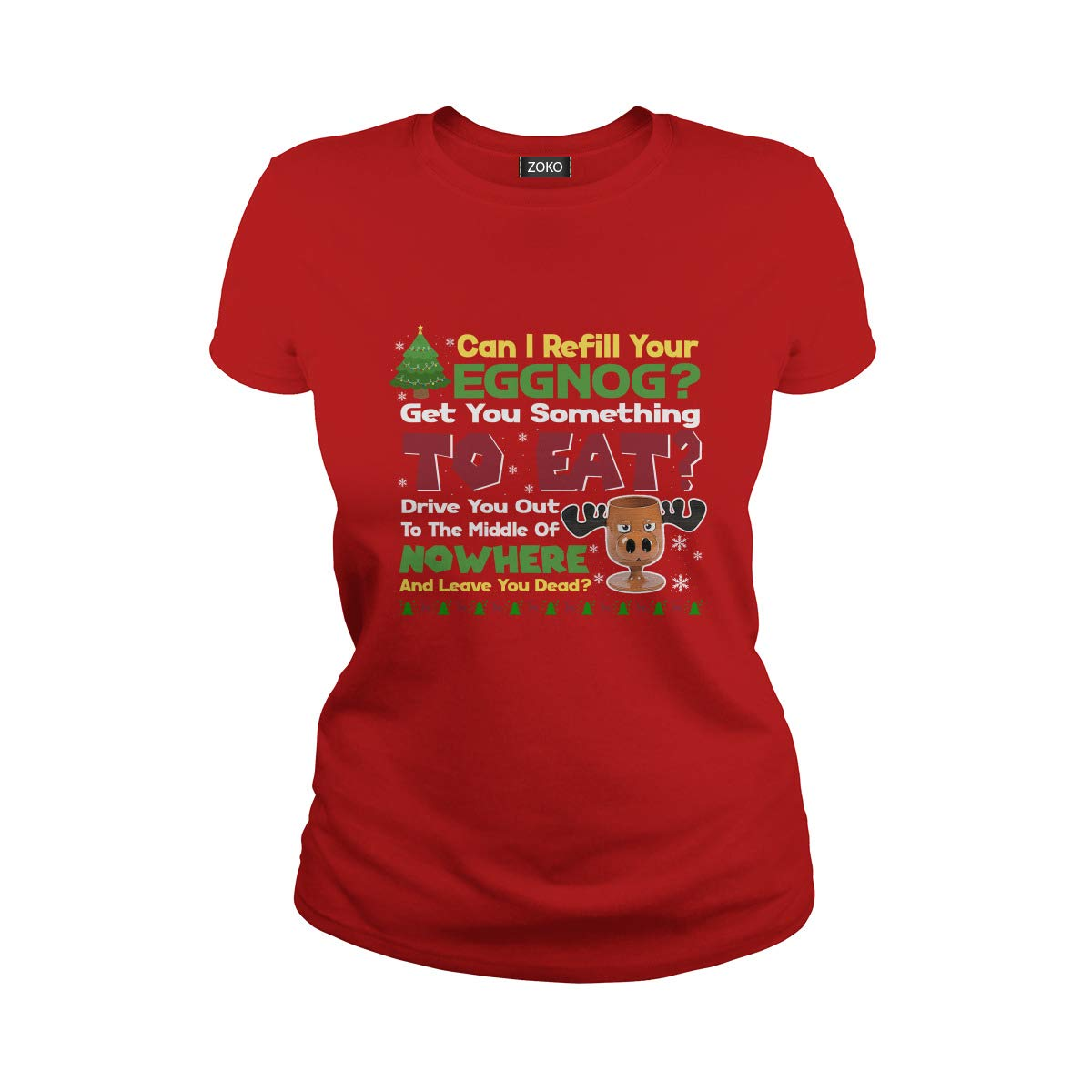 Zoko Apparel Get You Some Thing to Eat T-Shirt