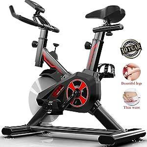 SYHSZY Bicicletas estáticas y de Spinning Bicicleta De Eiercicio ...