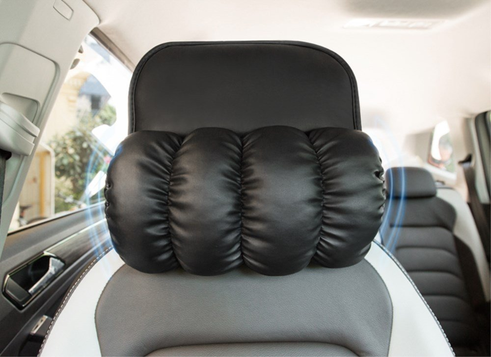 HONGLICar Waist Belt Waist Memory Cotton Backrest Seat Driver Car Four seasons Waist pads Baby Car Seats & Accessories
