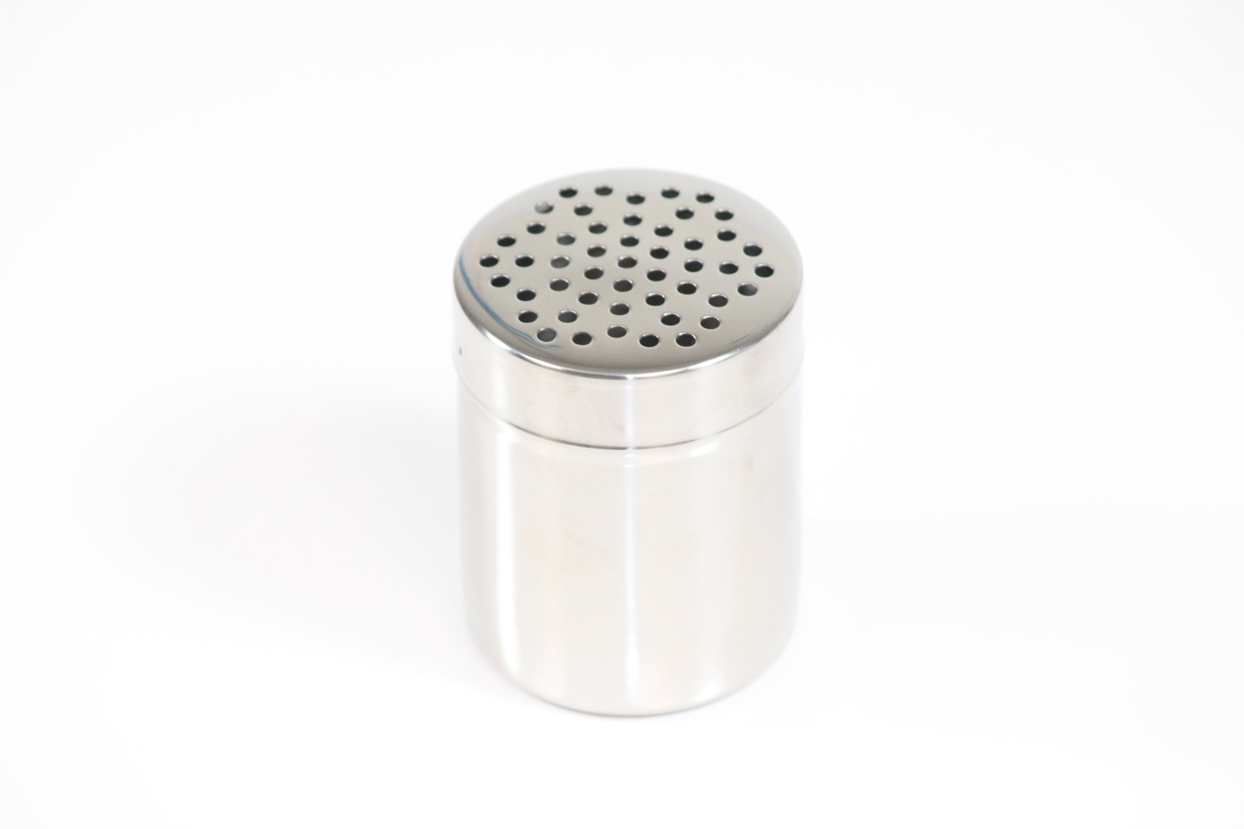 Paderno World Cuisine 1/4 Quart Stainless-steel Sugar Dredger with Coarse Holes by Paderno World Cuisine (Image #1)