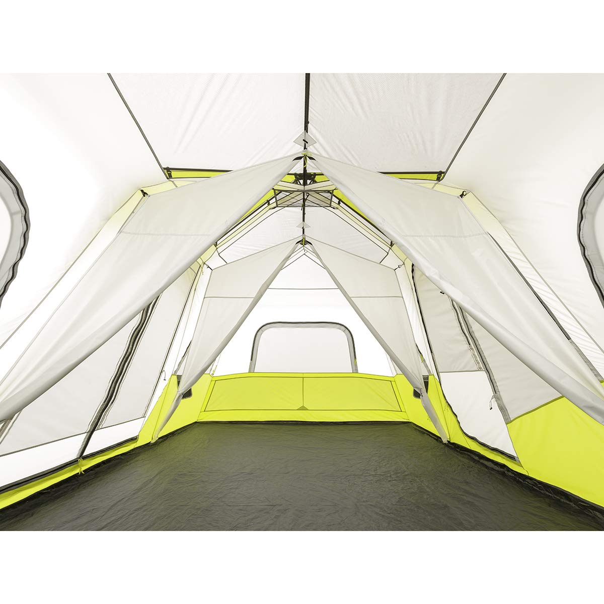 core cabin tent inside view