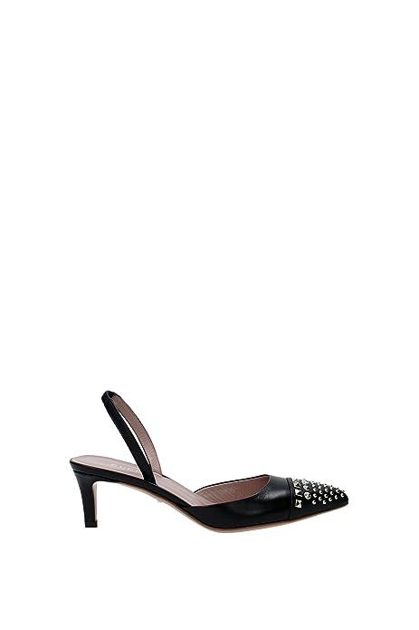 Sandalias Gucci Mujer - (370443C9D001000) EU  Amazon.es  Zapatos y ... d631c9f931c