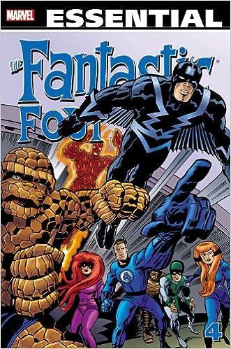 Essential Fantastic Four Volume 4 TPB: v. 4: Amazon.es: Lee, Stan, Kirby, Jack: Libros en idiomas extranjeros