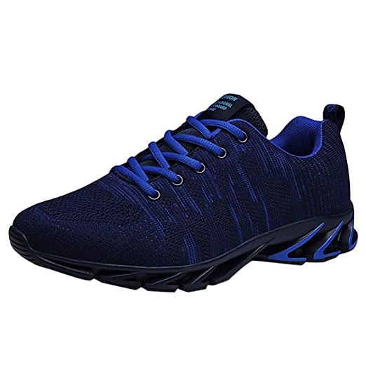 e4df3a098015f Men's Casual Running Shoes Athletic Ultra Lightweight Outdoors Sport ...