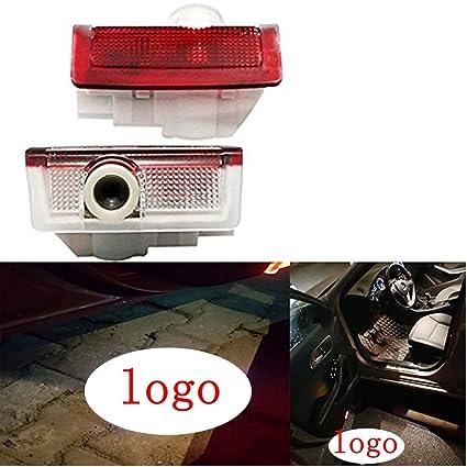 Proyector láser de bienvenida para puerta de coche para Mercedes ...