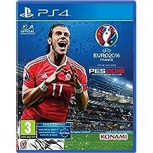 UEFA Euro 2016 / Pro Evolution Soccer 2016 (PS4) (UK)