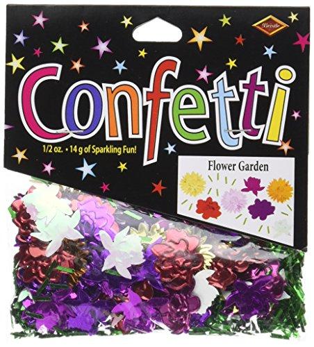 (Beistle CN139 Flower Garden Confetti)