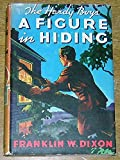 img - for A Figure in Hiding Hardy Boys #16 First Edition Early Printing book / textbook / text book