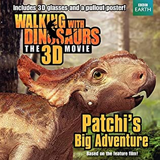 book cover of Walking with Dinosaurs: Patchi\'s Big Adventure