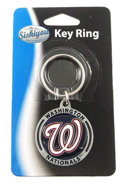 Amazon.com: Washington Nacionales Llavero – MLB – Ventilador ...