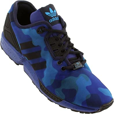 new style 9ca29 1359c ZX Flux CAMO Sneaker: Amazon.co.uk: Shoes & Bags