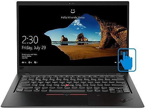Amazon Com Lenovo Thinkpad X1 Carbon 7th Generation Ultrabook Core I7 8565u 16gb Ram 512gb Ssd 14 Fhd Display Backlit Keyboard Computers Accessories