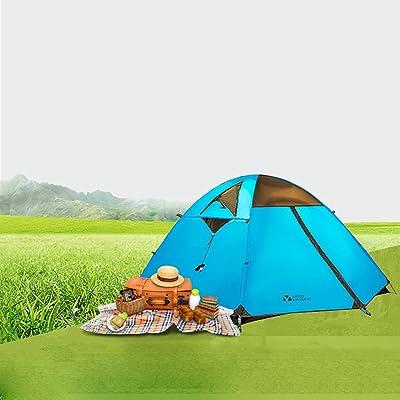 Équipements pour activités en plein air résistant aux intempéries Extérieur Camping matériel alpinistico Rideau quarts Double cuccetta Polo