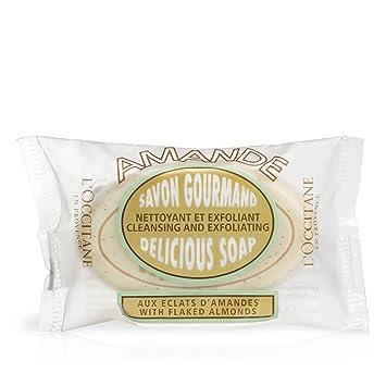 Amazon.com: Almendra delicioso jabón L Occitane jabón ...